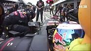 DHL F1意大利大奖赛最快停战站