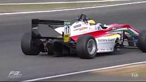 FIA F3 Highlights Race 3