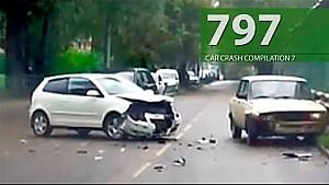 Car Crash Compilation # 797 - September 2016