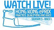 Canlı: Formula E Hong Kong, Antrenmanlar, Sıralama Turları ve Yarış