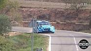 2017赛季WRC福特嘉年华赛车测试