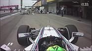 DHL F1 日本大奖赛最佳停站