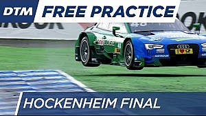Mortara up in the Sky - DTM Hockenheim Final 2016