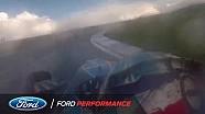 Ford MSA Formula Jamie Caroline 9 overtakes in one lap!