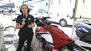 NHRA 101: Pro Stock Motorcycle brakes