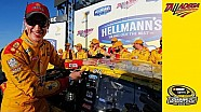 RECAP: Logano advances as field cut to eight