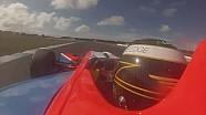 Tim Macrow驾驶FT5000方程式赛车车载