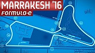 ePrix di Marrakech: il tracciato