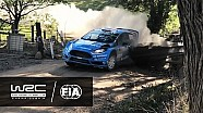 Rally Australia 2016: Highlights Stages 1-5