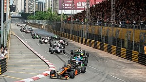 FIA F3 World Cup Highlights - 2016 Macau GP