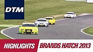 DTM Brands Hatch 2013 - Highlights
