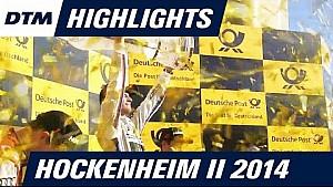 DTM Hockenheim Final 2014 - Highlights
