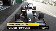 Caméra embarquée en Formule Renault 2.0