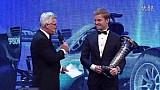 2016 FIA 颁奖典礼 - F1年度车队冠军 - 尼科·罗斯伯格