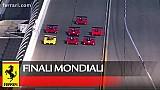 Vettel e Raikkonen andam com Ferraris em Daytona