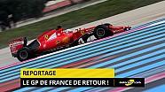 Reportage - Le Grand Prix de France de F1 fait son retour !