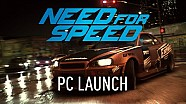 Need For Speed, lanzamiento para PC