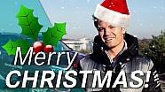 F1 Şampiyonu Nico Rosberg'den Mutlu Noeller!