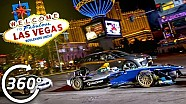 Formula E Hits The Strip In Las Vegas! (360º Behind The Scenes)