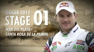 Dakar 2012 - Marc Coma -  Stage 1