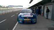 Ford V8 Star Looking Forward to The Return of Home Track This Weekend