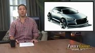 Audi R10 Supercar, New A3 Sedan, A1 City Car, Cadillac ATS v CTS, & Motorcycle Fail!