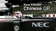 2013 Chinese GP - Race Preview / Ask the Driver - Sauber F1 Team