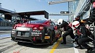 MONZA HIGHLIGHTS - Nissan GT-R Nismo GT3 action on and off the track