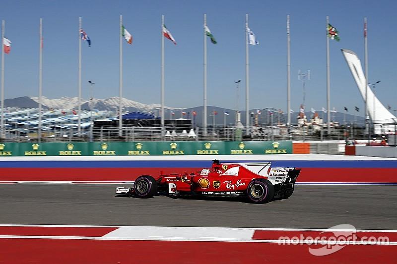 Гран Прі Росії: Ferrari - найкраща у третій практиці