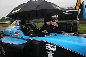 """Formula 4 Intervista Giacomo Bianchi: """"Punti confortevoli e importanti per il futuro"""""""