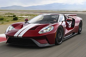 OTOMOBİL Özel Haber 1.6 Milyon TL'lik 2017 Model Ford GT Test Sürüşü