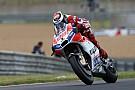 """MotoGP Lorenzo: """"Ha sido mi carrera más constante con Ducati"""""""