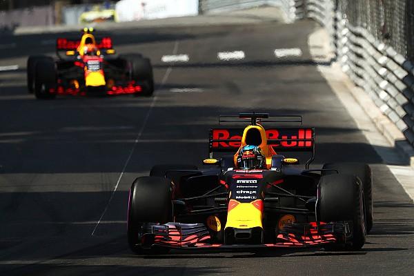Ricciardo, frustrado por el