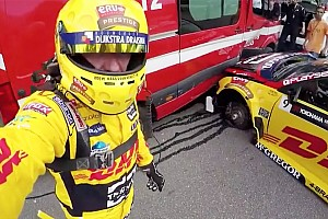 WTCC Nieuws Auto Tom Coronel op tijd gerepareerd voor WTCC-weekend in Argentinië