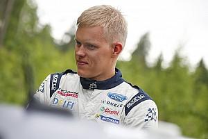 WRC Важливі новини Отт Тянак - пілот Toyota Gazoo Racing!