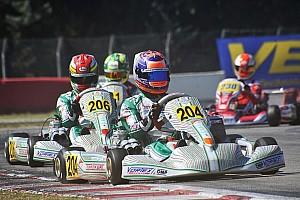 Kart Race report Novalak, Rosso claim WSK Super Masters titles