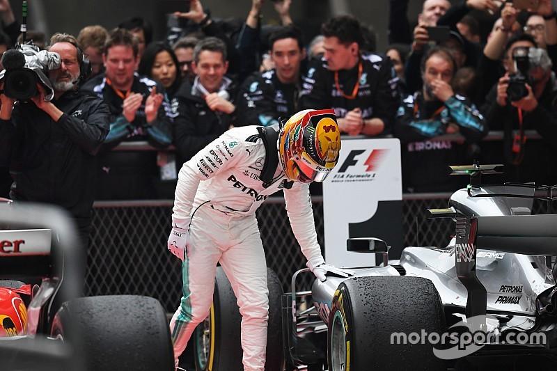 """Hamilton: """"Un des championnats les plus serrés de ma carrière"""""""