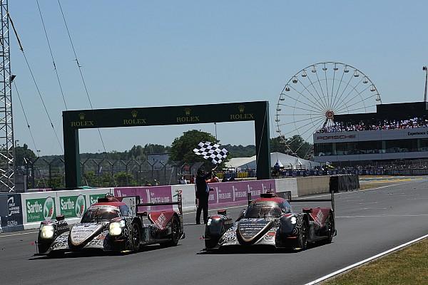 勒芒24小时耐力赛 突发新闻 对手成绩取消,耀莱成龙DC Racing 37号升至全场第三