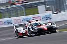 WEC Des soucis aéro ont coûté cher à Toyota sur le Nürburgring