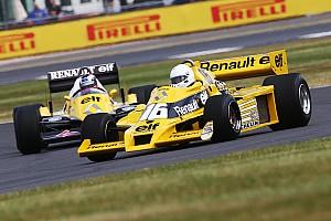 F1 Top List GALERÍA: Renault celebra 40 años de Fórmula 1 en Silverstone