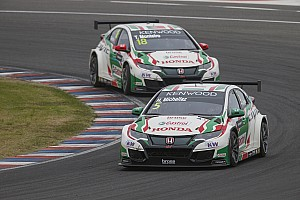 WTCC Preview Les Honda au poids maximum en Chine