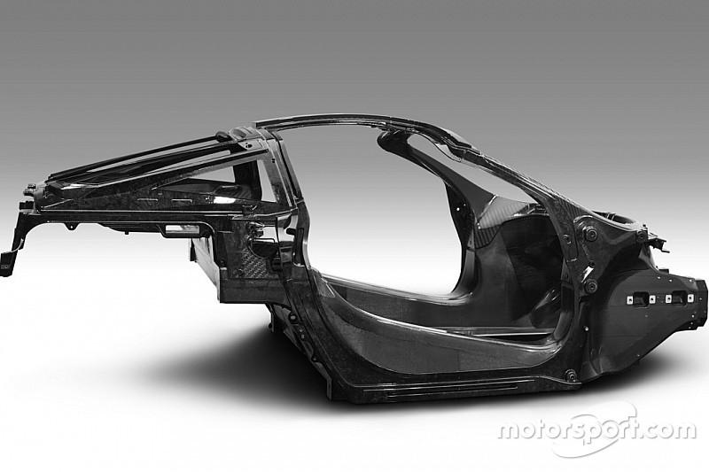 La McLaren P14 sera présentée à Genève !