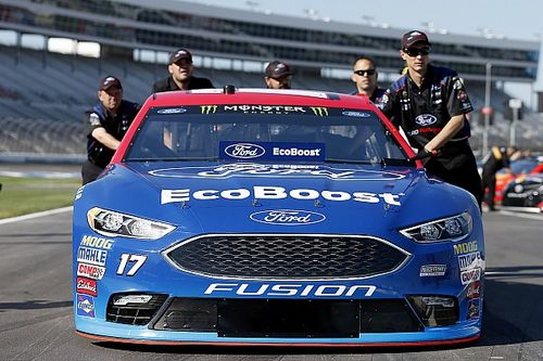 "What ""took the wind out of the sails"" of Roush Fenway Racing?"