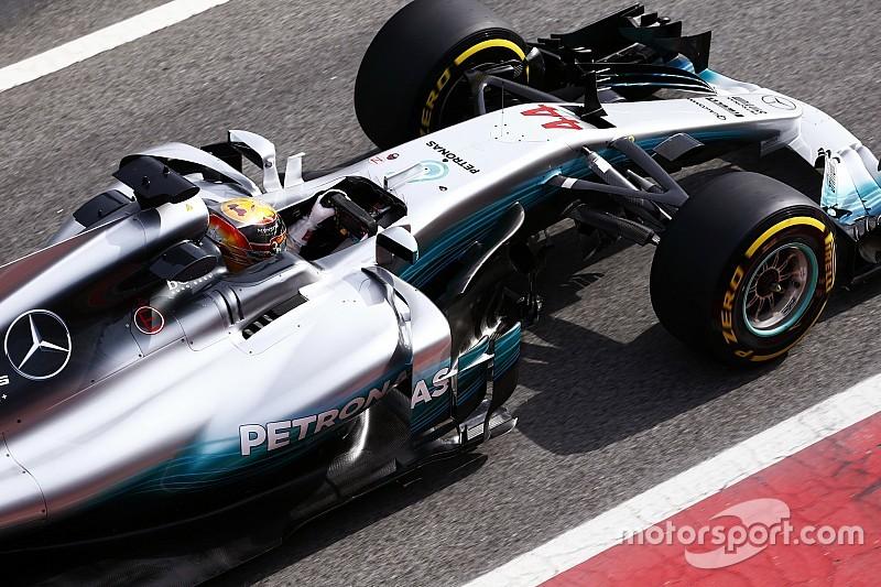 В Mercedes перешли к испытаниям второй версии мотора