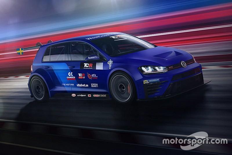Morbidelli e Altoè sulle nuove Golf della WestCoast Racing