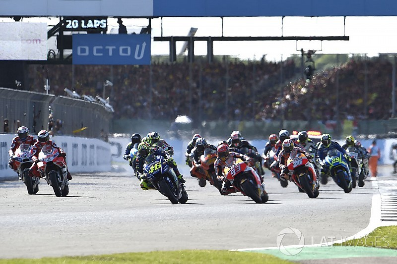 Mulai 2018, Thailand resmi gelar MotoGP