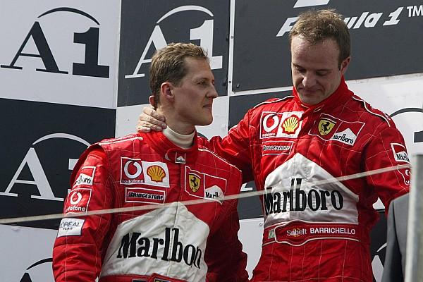"""Fórmula 1 Últimas notícias Barrichello relembra Áustria 2002: """"Vomitei de raiva"""""""
