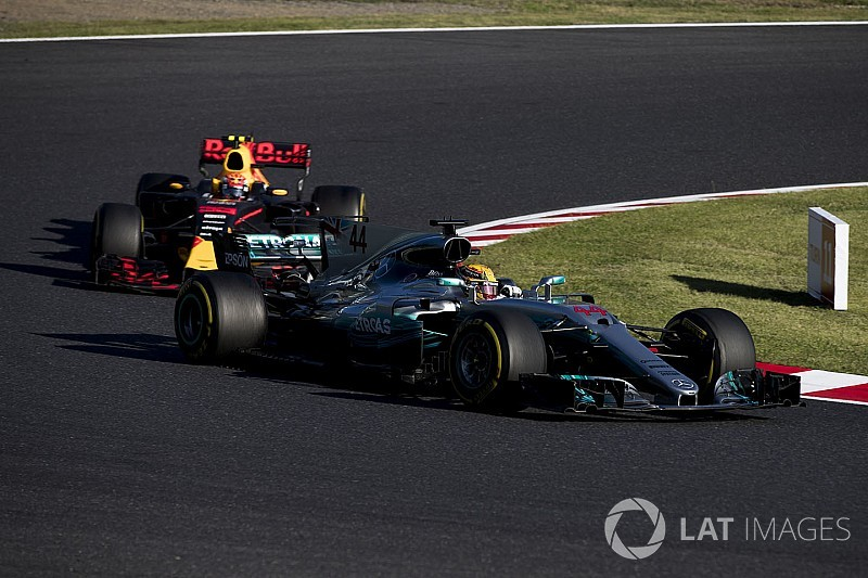 Analysis: How Verstappen assumed Vettel's mantle in Suzuka