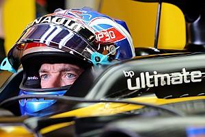 Palmer dice que no pudo hacer nada en su accidente en la FP2
