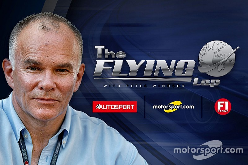 Motorsport Network and commentator Peter Windsor launch new video series